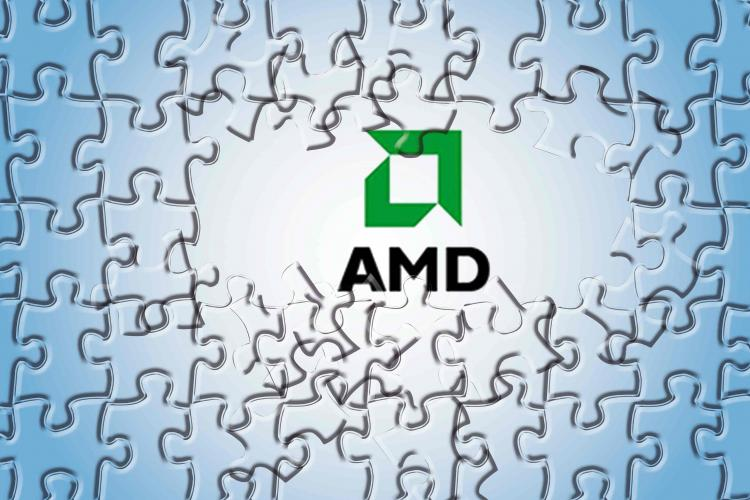 AMD Q1营收17.9亿美元同比增长40% 净利1.62亿美元