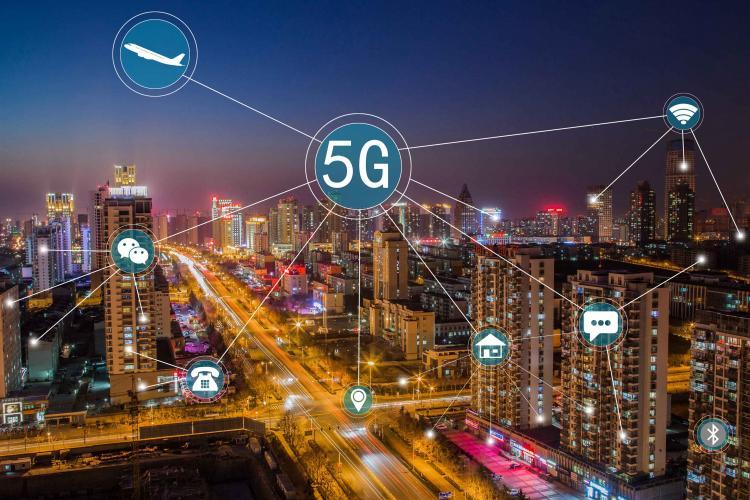 华为已在国内建成20万5G基站 预计年底可达到80万