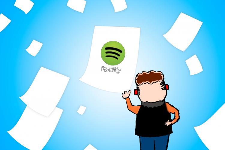 Spotify解除收藏最多1万首歌曲的限制