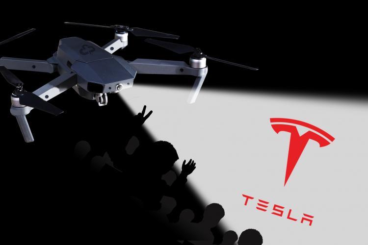 特斯拉弗里蒙特工厂再生产一辆电动皮卡Cybertruck原型车