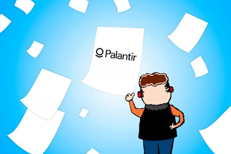 外媒:大数据公司Palantir上市首日估值预计将达220亿美元