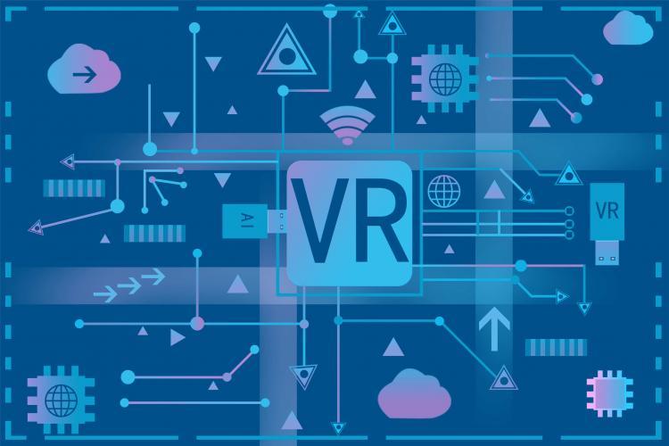 Ekto VR演示VR脚步控制器——机械靴