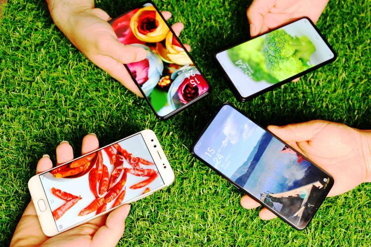 研究机构:Q2 5G智能手机营收占全球智能手机总营收的20%