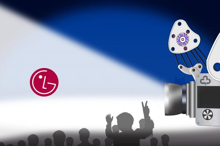 外媒:LG电子计划下月发布可卷式电视 售价约8.54万美元