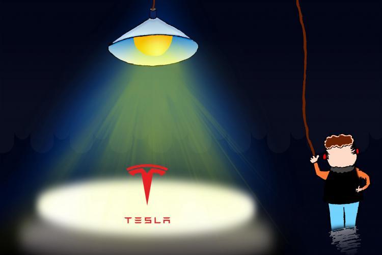 消息称:特斯拉正寻求收购LG化学电池业务10%股份