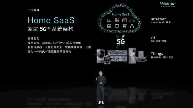 云米发布多款5G IoT新品 5G时代全屋家电高速互联