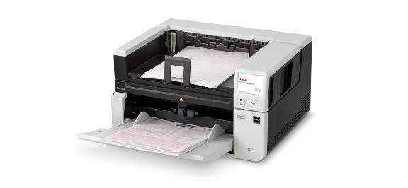 Kodak Alaris推出一系列全新的小容量生产型扫描仪