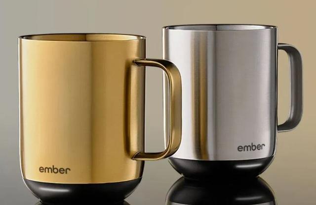 """Ember推出神奇的""""温控智能咖啡杯""""  180美元贵不贵?"""