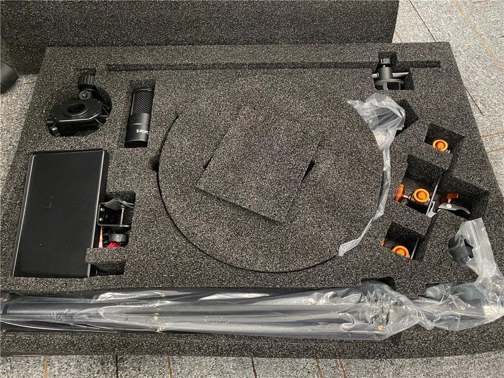 SMORSS直播套装体验记:一键解决主播补光、音效问题