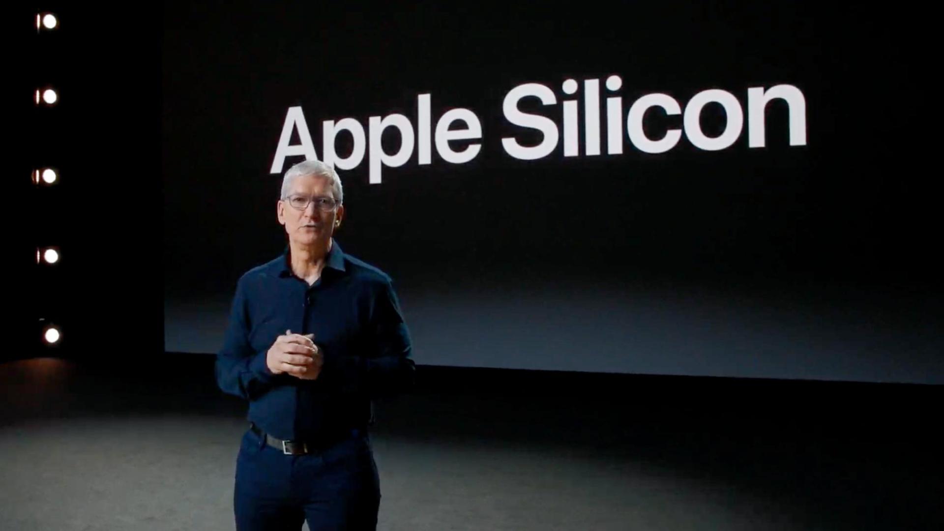 苹果自研电脑处理器要来了