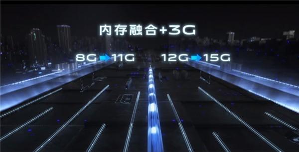 vivo X60发布:性能优化 8GB内存可当11GB用