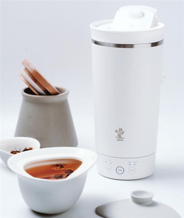 鸣盏烧水壶为你送上2021第一杯养生茶