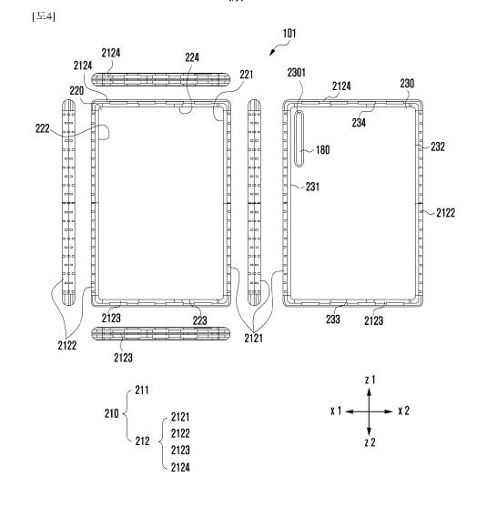 三星Dual Slide智能手机 具有可伸缩屏幕