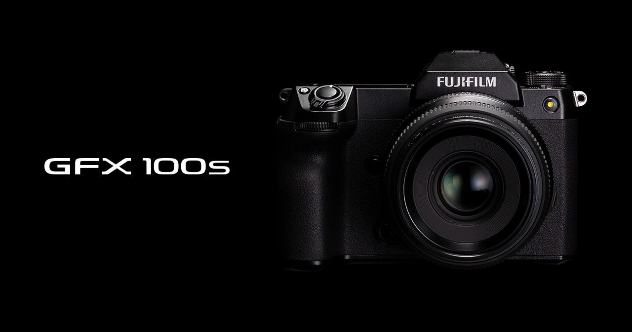 搭载1亿像素CMOS,富士发布GFX100S相机