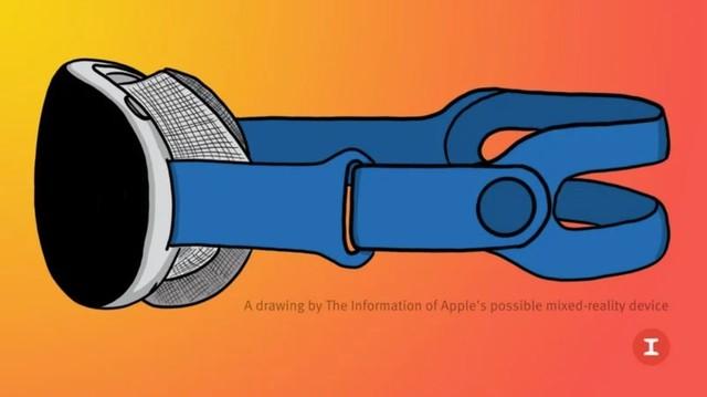 苹果有望在明年发布混合现实耳机