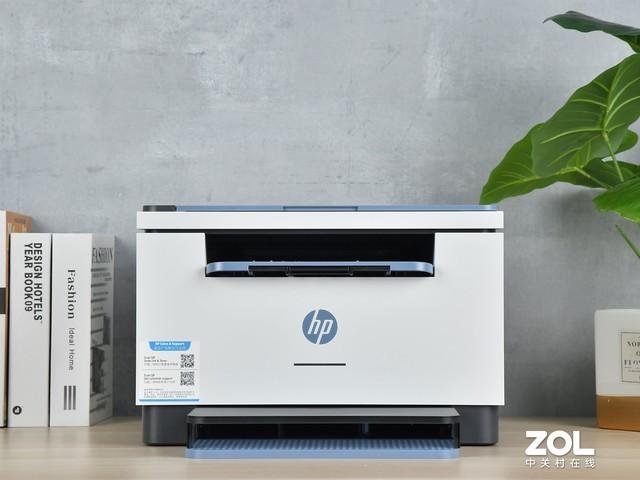 未来打印机模样 惠普跃系列M232dw一体机测试