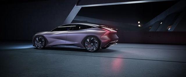 吉利发布全新概念车Vision Starburst