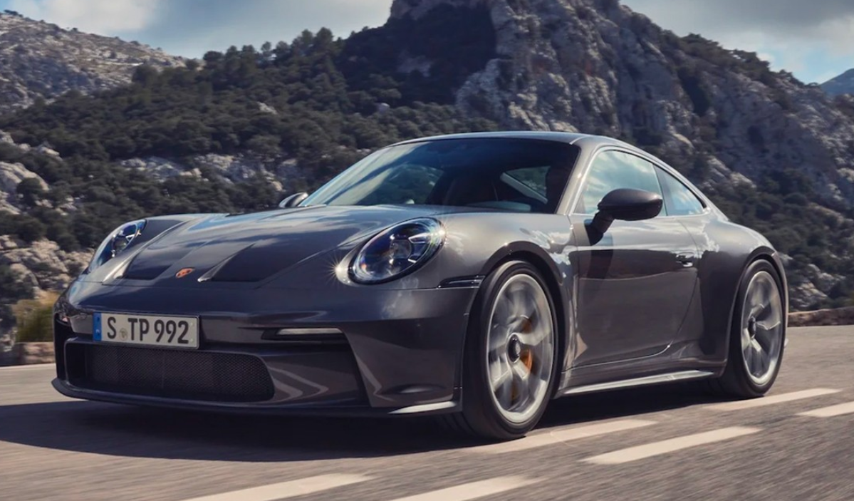 保时捷推出低调跑车 911 GT3 Touring