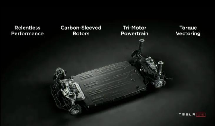 特斯拉交付首批25辆Model S Plaid