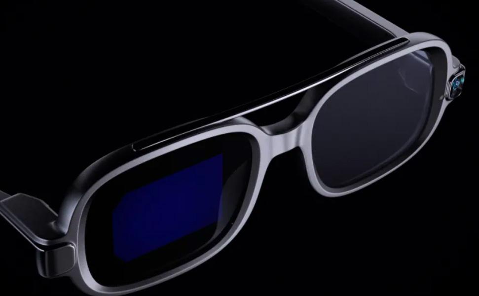 小米智能眼镜探索版 搭载MicroLED光波导显示技术提供AR体验